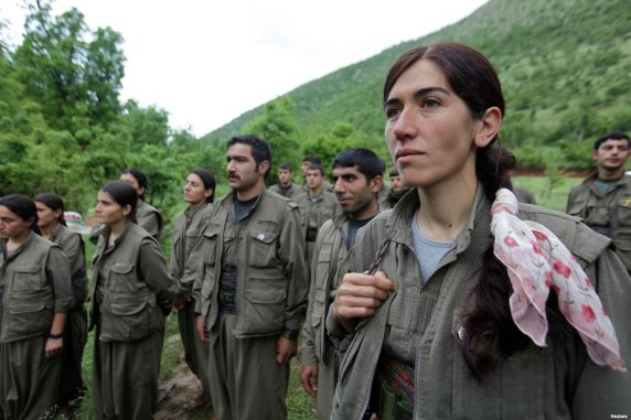 Kurdistan-Workers-Party-PKK-fighters-stand-in-formation-a3a0571c60f32874a3167661f13a7f9a