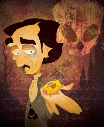 Edgar Allen Poe - The Gold Bug